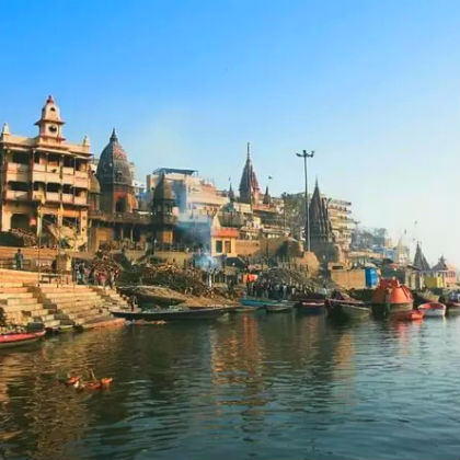 Golden Triangle Spiritual Tour