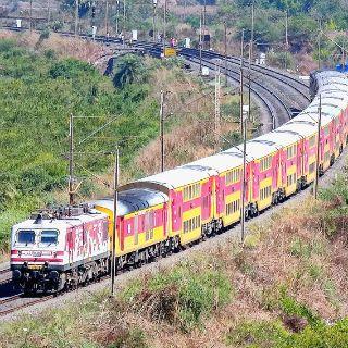 Train Tours India