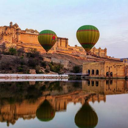 Balloon Safari Jaipur