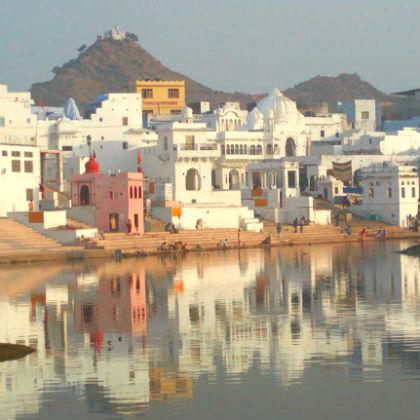 Jaipur Pushkar Day Trip