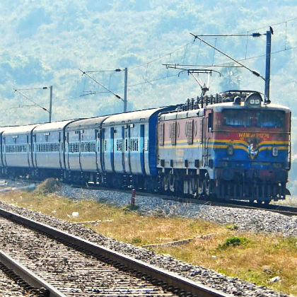 Central India Train Tour