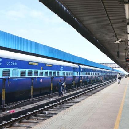 Delhi Agra Train Tour