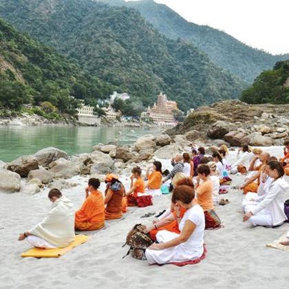 Haridwar Rishikesh Yoga Tour