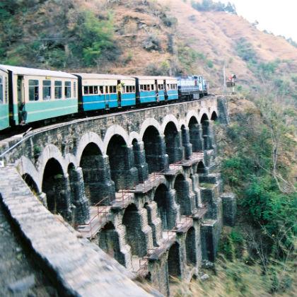Taj & Shimla Tour by Train