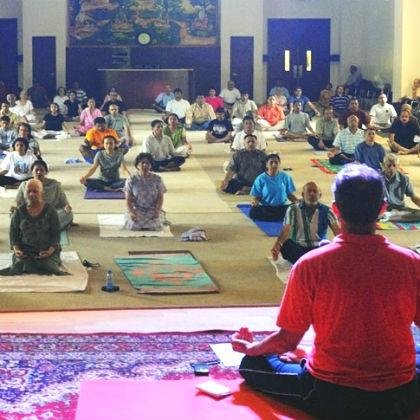Yoga and Meditation Tour India